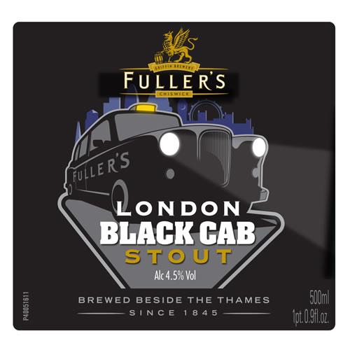 London Black Cab Stout