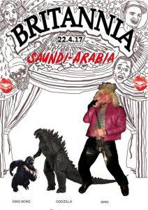 Saundi-Arabia at Britannia @ Ravintola Britannia Helsinki | Helsinki | Finland