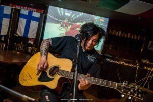RokkiPoppiLiveJukeboxi @ Ravintola Britannia | Helsinki | Suomi